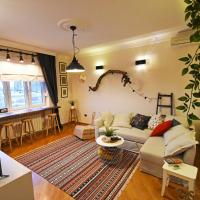 Zdjęcia hotelu: Charming Flat with Soul, Belgrad