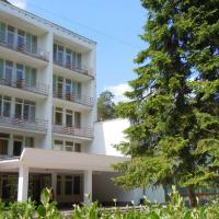 Hotelfoto's: Sanatoriy Gorniy Len, Asbest