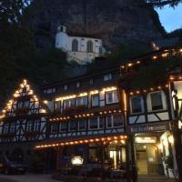 Hotel Pictures: Schloßschenke Oberstein, Idar-Oberstein
