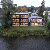 Zdjęcia hotelu: Chateau Riverside, Campbell River