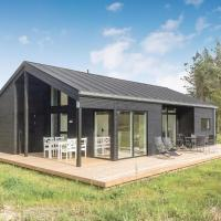 Hotel Pictures: Three-Bedroom Holiday Home in Fjerritslev, Slettestrand