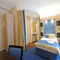 Cosy single room with terrace - 1 Person