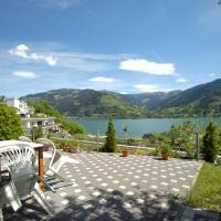 Two-Bedroom Apartment with Terrace and Lake View