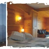 Superior Double Room with Balcony and View of Mont Blanc