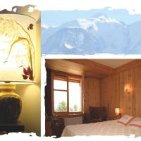 Double Room with View of Mont Blanc