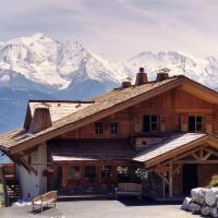 Hotel Pictures: La Joubarbe au Balcon du Mont-Blanc, Cordon