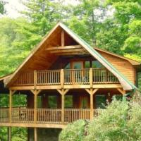 Six Bedroom Log Cabin