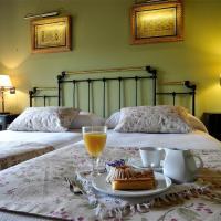 Фотографии отеля: Hotel-Hospedería los Templarios, Сепульведа