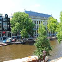 Studio with Canal View (2 Persons)