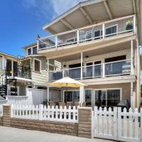 Fotos de l'hotel: 1005 E Balboa Unit A Lower #1 4 Bedroom Condo, Newport Beach