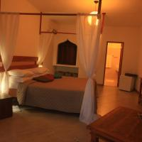 Double Room with Balcony and Spa Bath