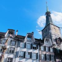 Hotel Pictures: Hotel Roter Turm, Solothurn