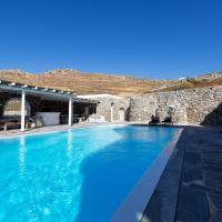 Fotos do Hotel: Ornos Villa Sleeps 9 Pool Air Con WiFi, Ornos