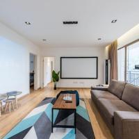 Zdjęcia hotelu: Wu Yu Aha Lake Park Apartment, Guiyang