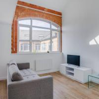 Hotelbilleder: 1BR Penthouse Mezzanine apartment located in central Leicester, Leicester