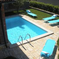 Two-Bedroom House with Pool