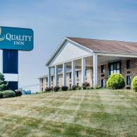 Zdjęcia hotelu: Quality Inn Riverview Enola Harrisburg, Enola