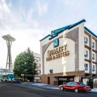 Hotellbilder: Quality Inn & Suites Seattle Center, Seattle