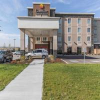 Zdjęcia hotelu: Comfort Inn & Suites Airport North, Calgary