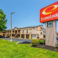 Hotellikuvia: Econo Lodge Mount Laurel, Mount Laurel