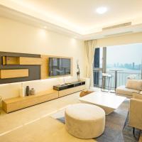 Fotografie hotelů: 湾港公寓|海景(会展中心店), Macau