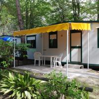 Mobile Home With Patio (5 Adults)