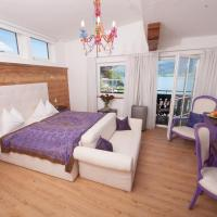 Comfort Double Room with Balcony and Lake View