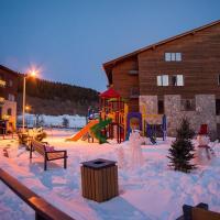 酒店图片: Cozy Villa Monte Apartment, Bakuriani