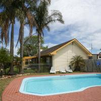 Zdjęcia hotelu: Lazy Acre Log Cabins, Lakes Entrance