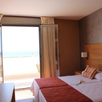 Twin Room with Terrace and Sea view