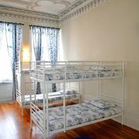 Bed in 10-Bed Dormitory Room