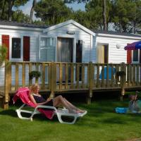 Mobile Home with 3 bedrooms and Terrace