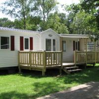 Premium 2-Bedroom Mobile Home with Terrace