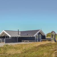 Zdjęcia hotelu: Three-Bedroom Holiday Home in Hvide Sande, Bjerregård