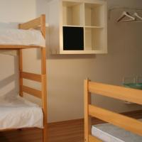 Single Bed in 7-Bed Dormitory Room