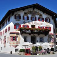 Hotel Pictures: Gasthof Traube, Hopfgarten im Brixental
