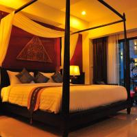 Grand Deluxe Double Room with Pool Access