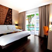 Deluxe Double or Twin Room with Pool Terrace