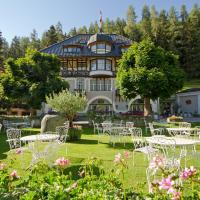 Hotel Pictures: Villa Post Swiss Quality Hotel, Vulpera