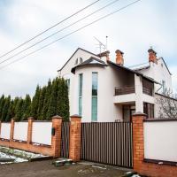 Zdjęcia hotelu: Жилой дом в элитном поселке среди леса рядом с Минском, Borovlyany