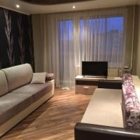 Zdjęcia hotelu: Apartment Molodozhnaya 33, Navapolatsk