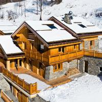 Hotelfoto's: Meribel Chalet Sleeps 10 WiFi, Méribel