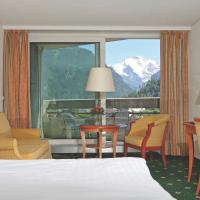 Executive Single Room with Mountain View