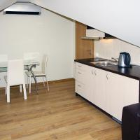 One-Bedroom Apartment - Attic (4 Adults)