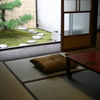 Japanese Quadruple Room with Shared Bathroom
