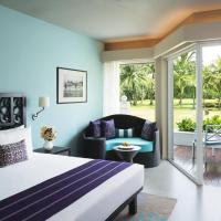 Deluxe Delight King Room with Garden View