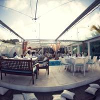 酒店图片: Suite Alto Padrão   Pé na Areia   Ydra Beach Club, 巴拉奈里奥-坎布里乌