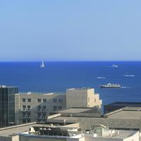 Superior Three-Bedroom Apartment with Terrace and Sea View