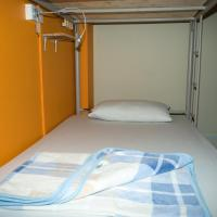 Single Bed in 6-Bed Mixed Dormitory Room with Private Bathroom