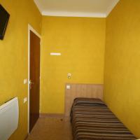 Habitació Individual amb Bany Compartit